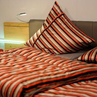 Žehlenie posteľnej bielizne